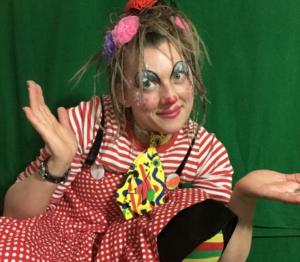 Clown buchen bzw. Clownin mieten