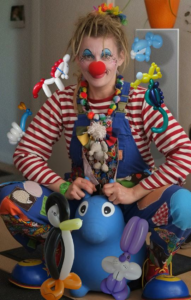 Clown buchen