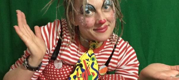 Clown für Hochzeit mieten